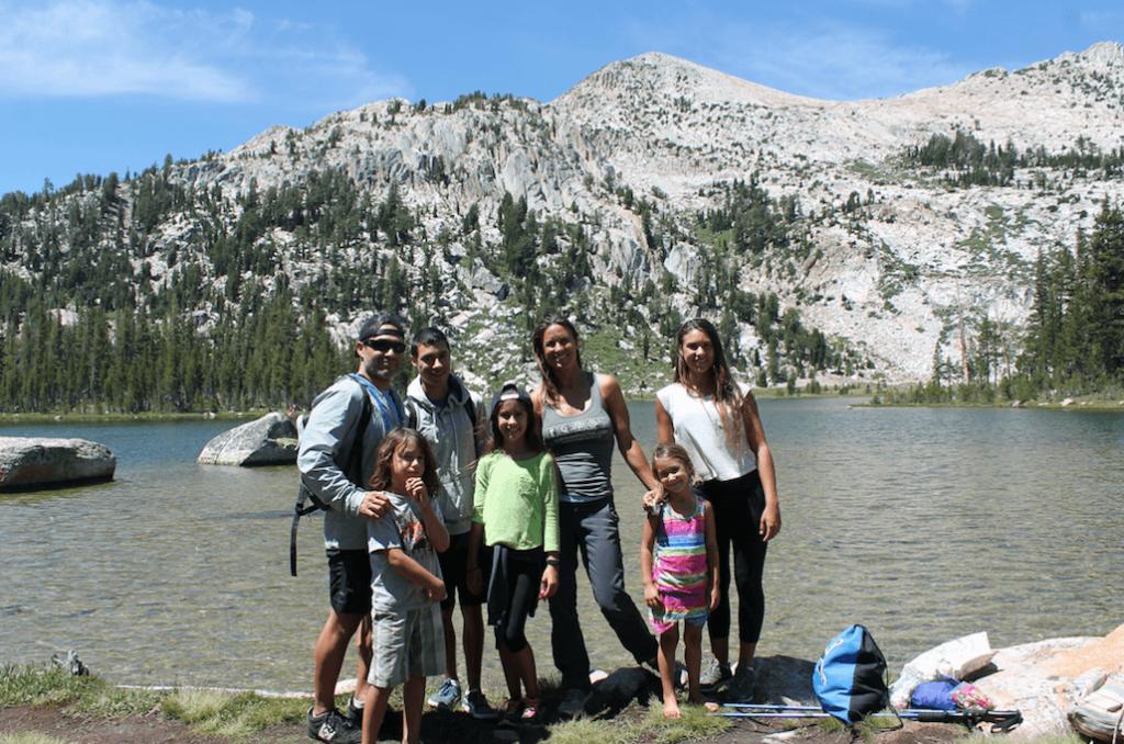 Tuolumne Meadows Yosemite, Elizabeth lake, Yosemite