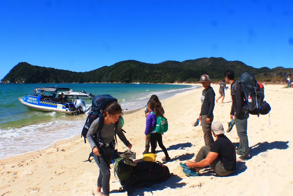 Awaroa, How to backpack Abel Tasman: 3-4 day Abel Tasman Backpacking Itinerary