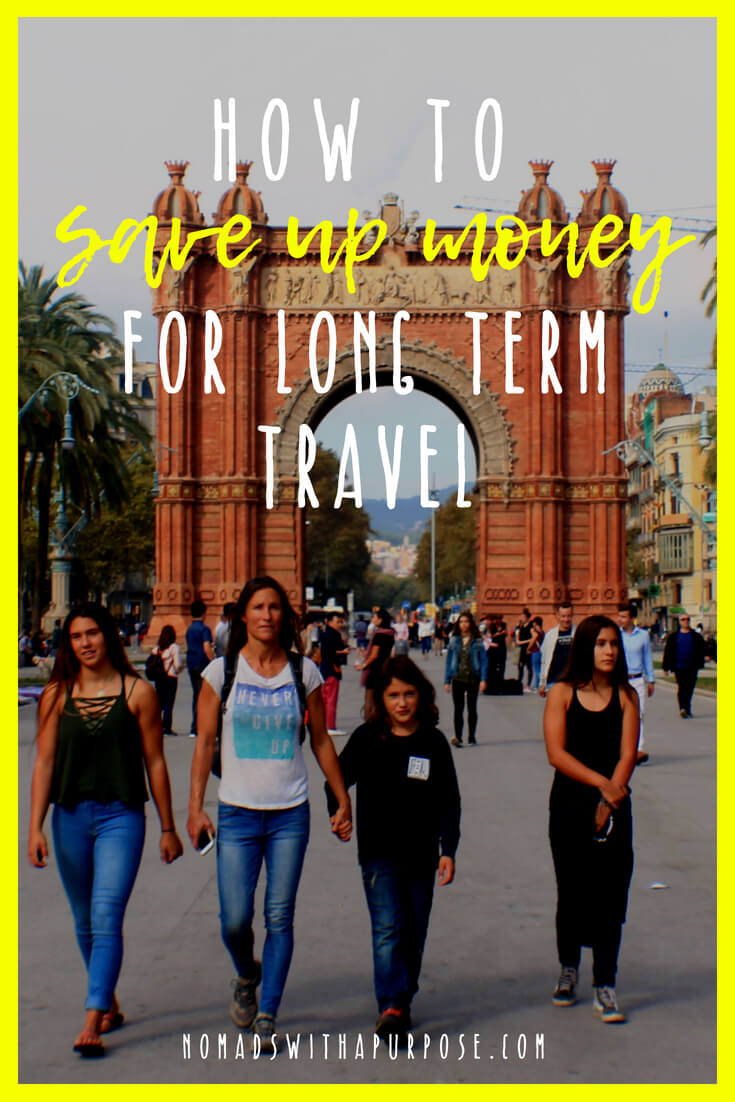 How to save up for long term travel-3