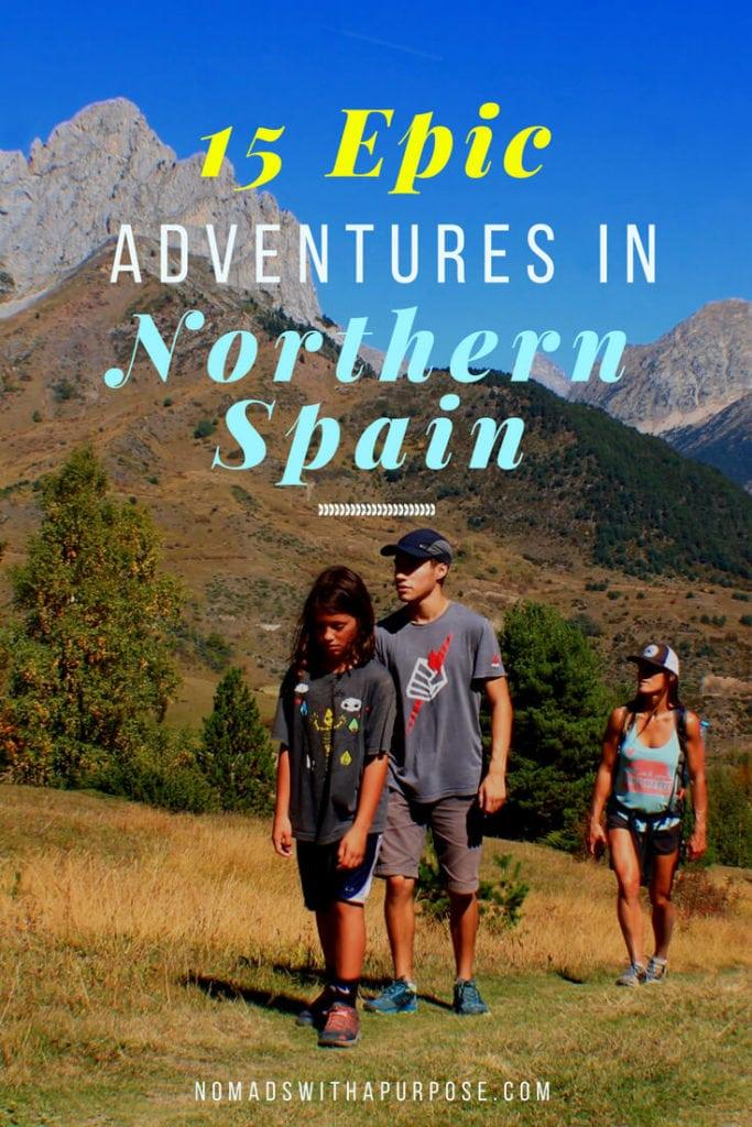 Best Adventures in Northern Spain