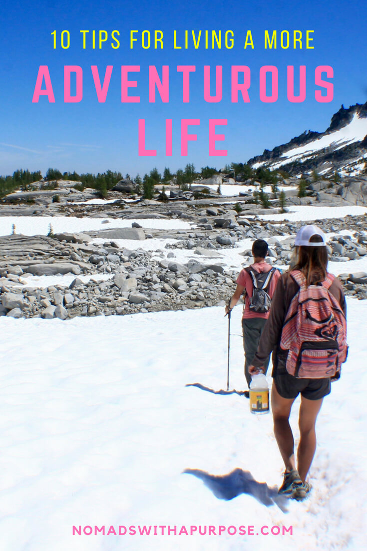 10 tips for living a more adventurous life