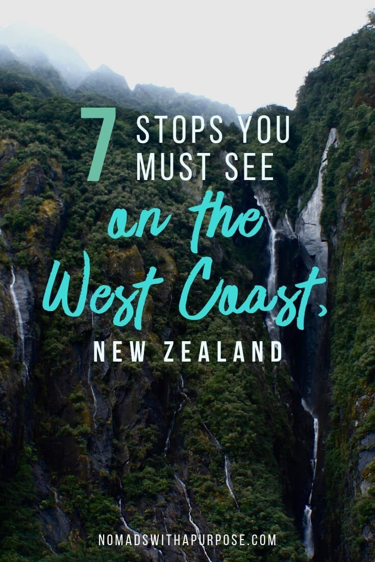 7 Things to do on the West Coast, New Zealand