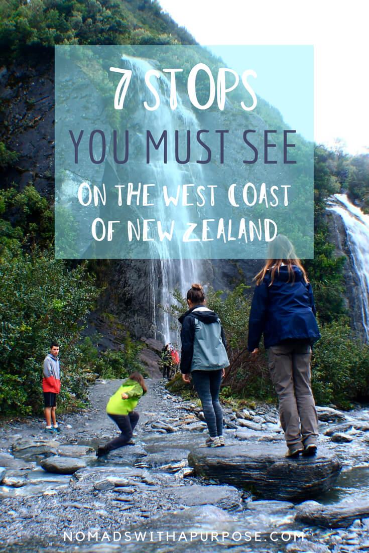 7 Stops New Zealand's West Coast