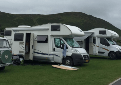 camping in Wales, 50 things to know when planning your 1st trip to Europe