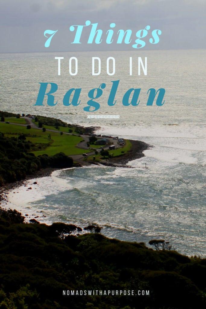 7 things to do in raglan