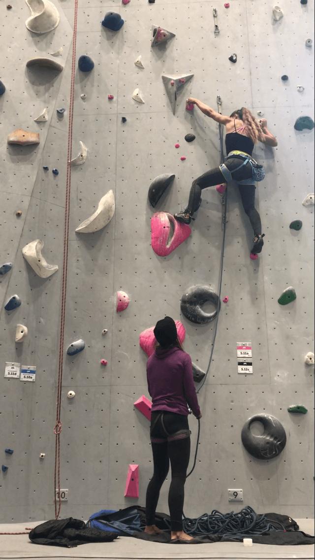 Mesa Rim Indoor Rock Climbing - Intro to Rock Climbing: 3 Ways to Find Out If Rock Climbing Is Right For You