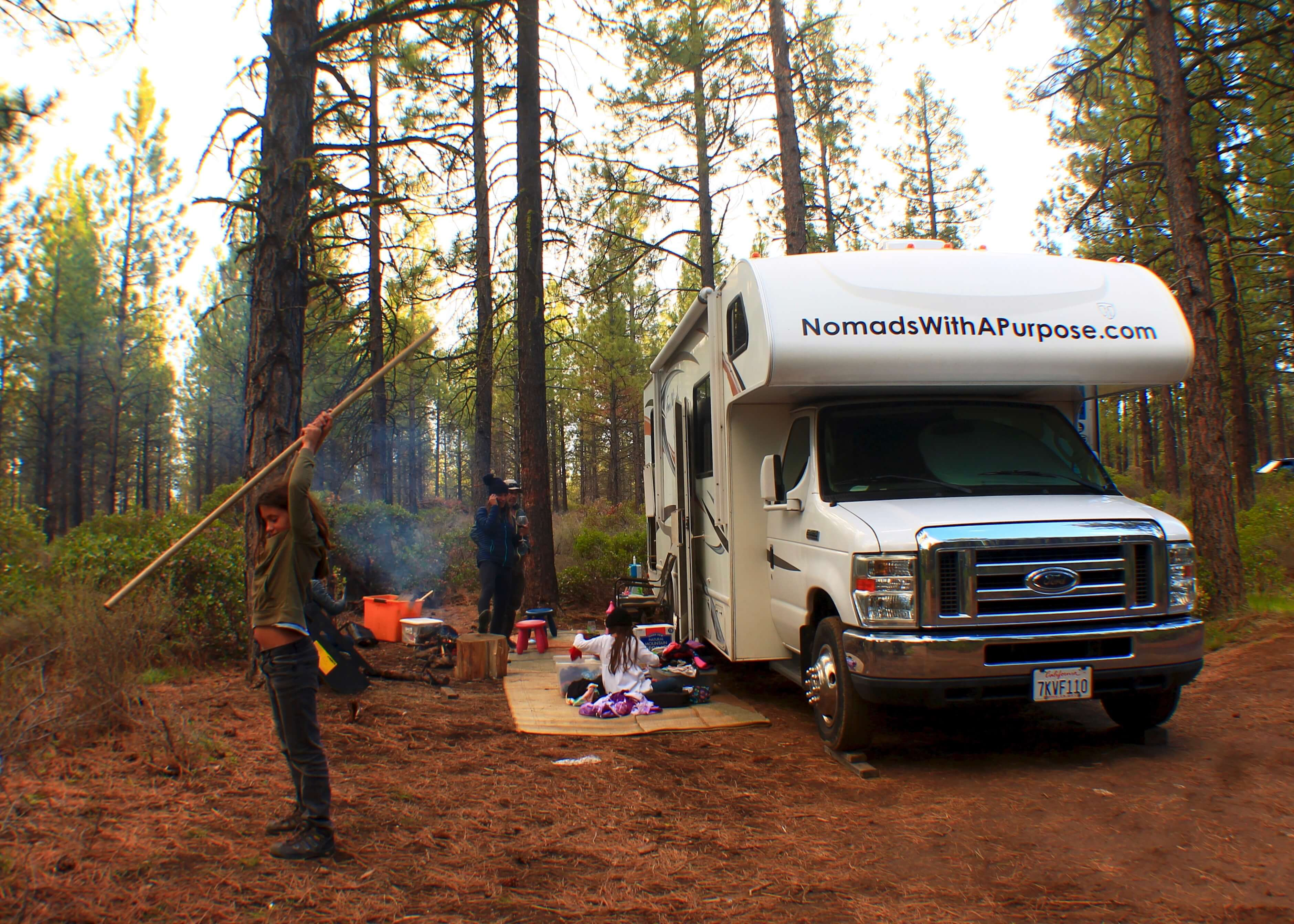 things to consider before buying an RV