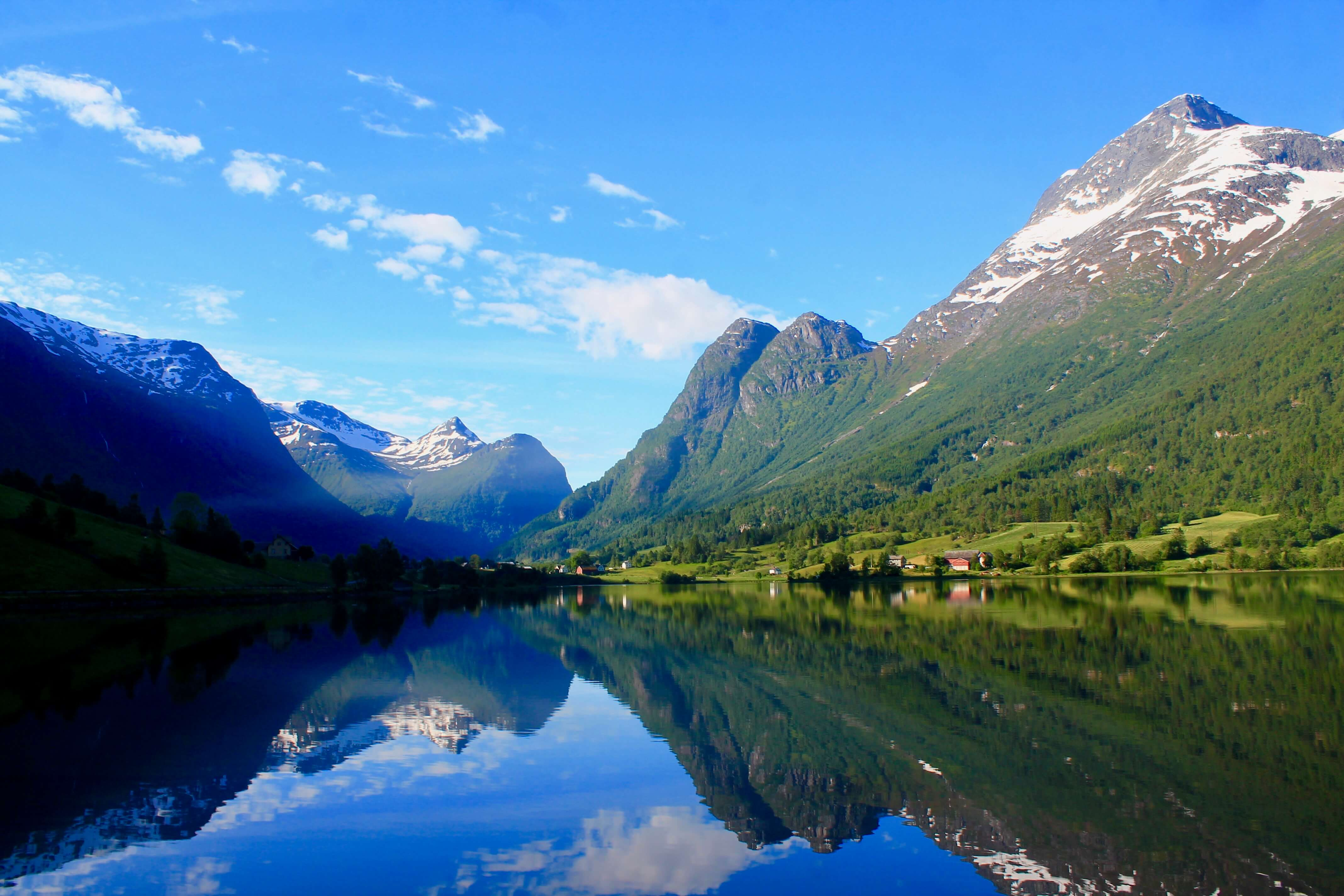 Best Campgrounds in Norway: Closest to a town while still being close to adventure Kjørnes Campground