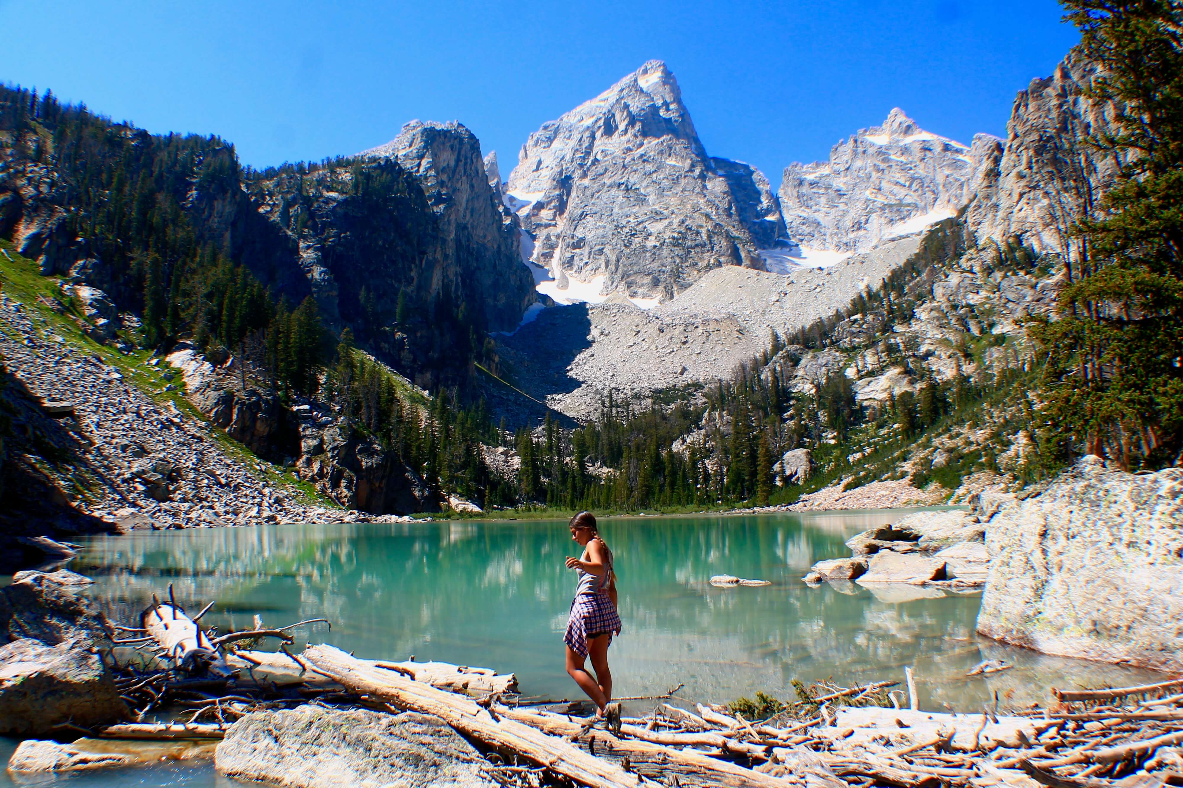 Best Hikes in the World- Delta Lake