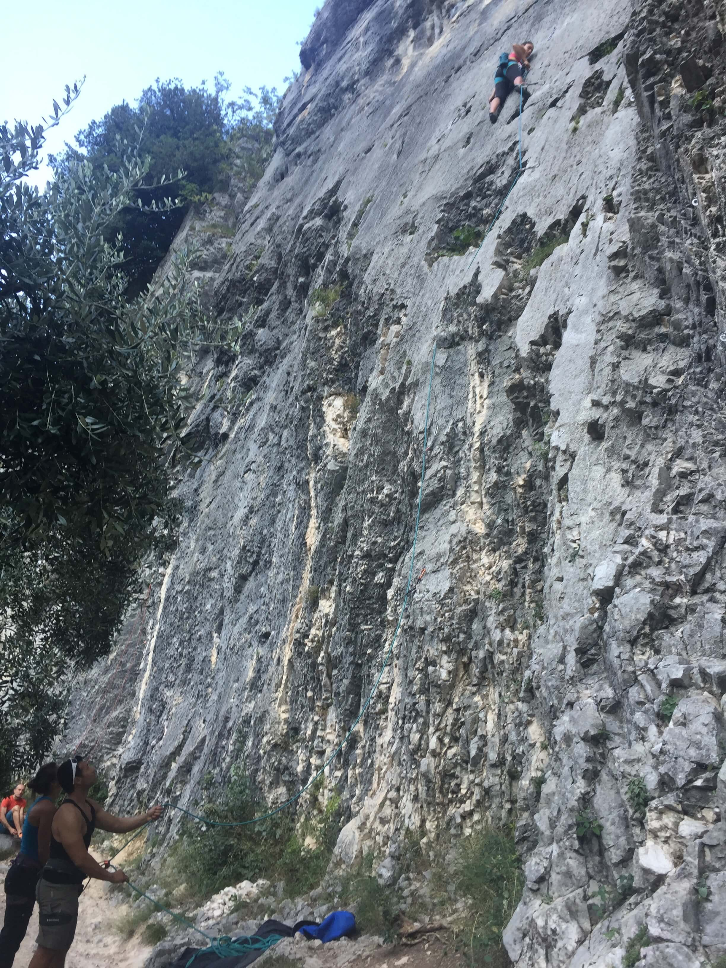 Best Climbing Spots in Europe- Arco