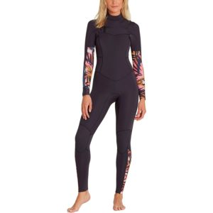 Billabong Salty Dayz 4/3 Chest Zip, Best Women's Wetsuits for Surfing