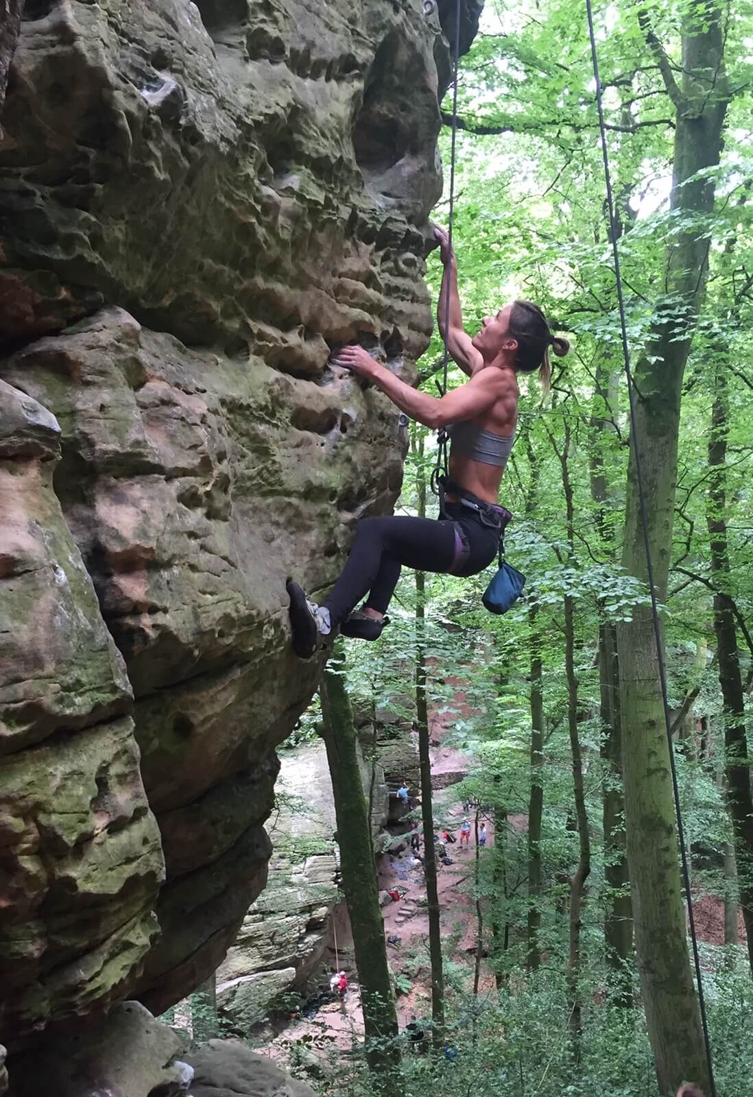 Best Climbing in Europe- Luxembourg