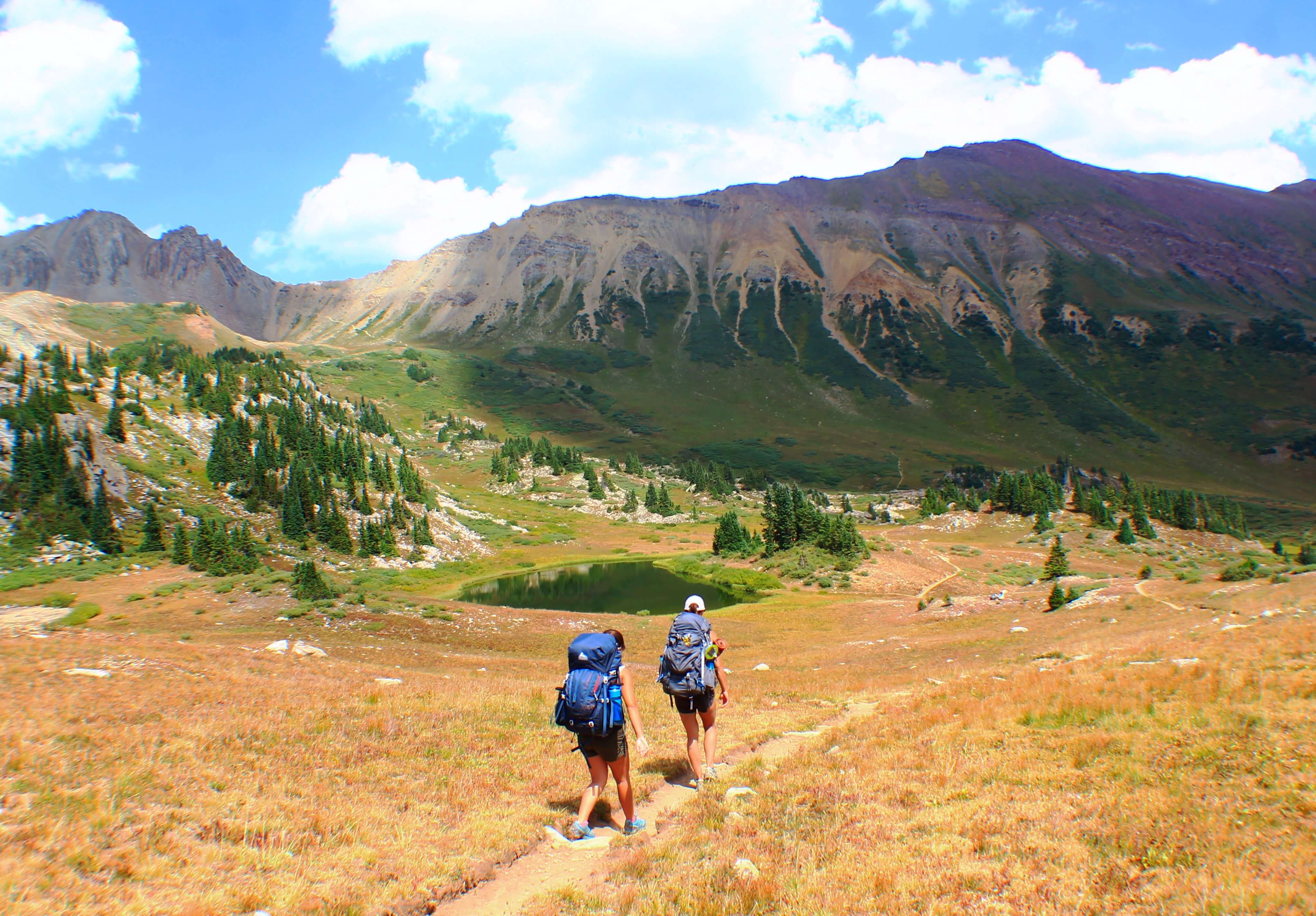Lead King Basin, Backpacking the Maroon Bells Four Pass Loop
