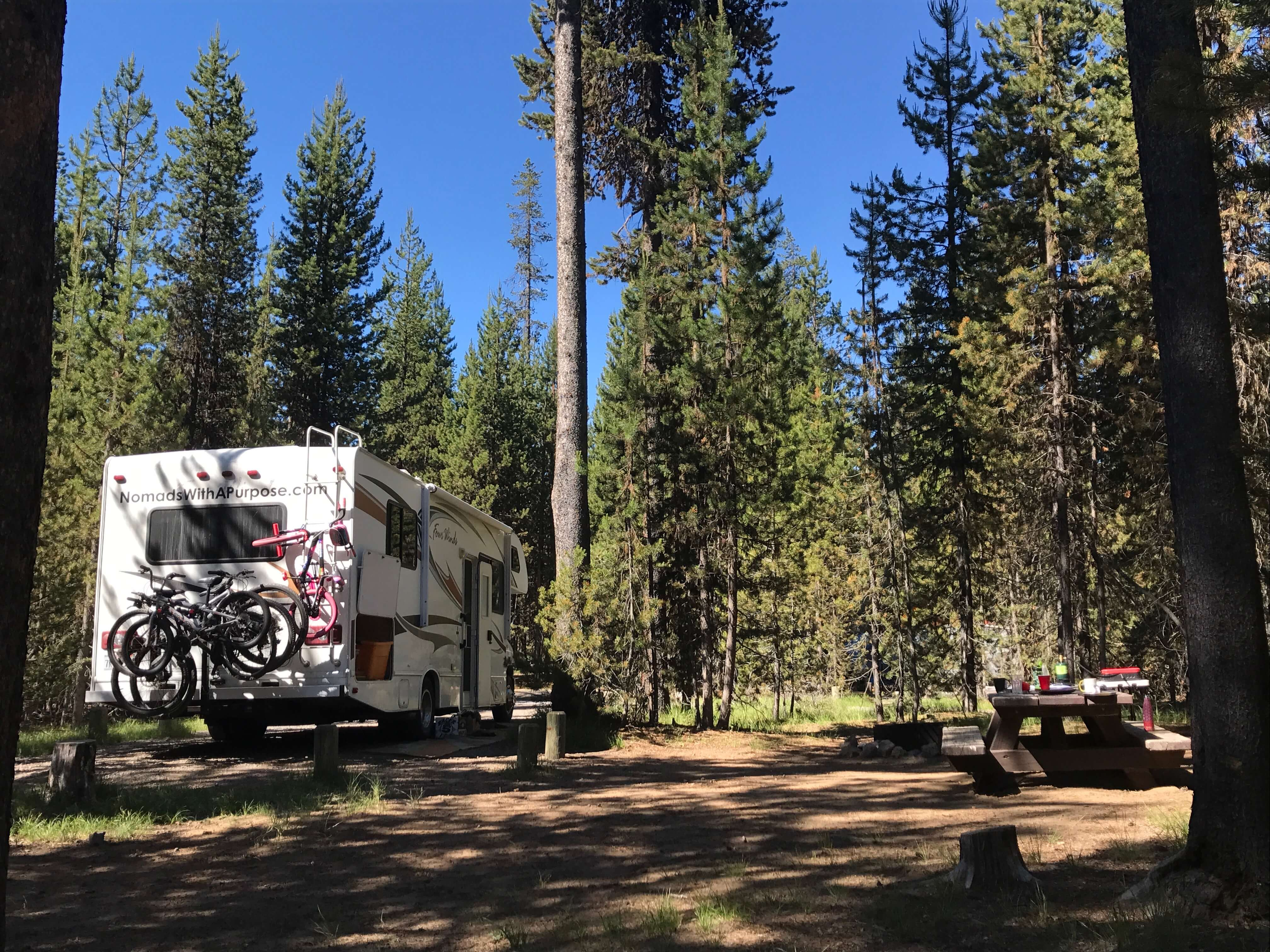 Best Oregon Campgrounds