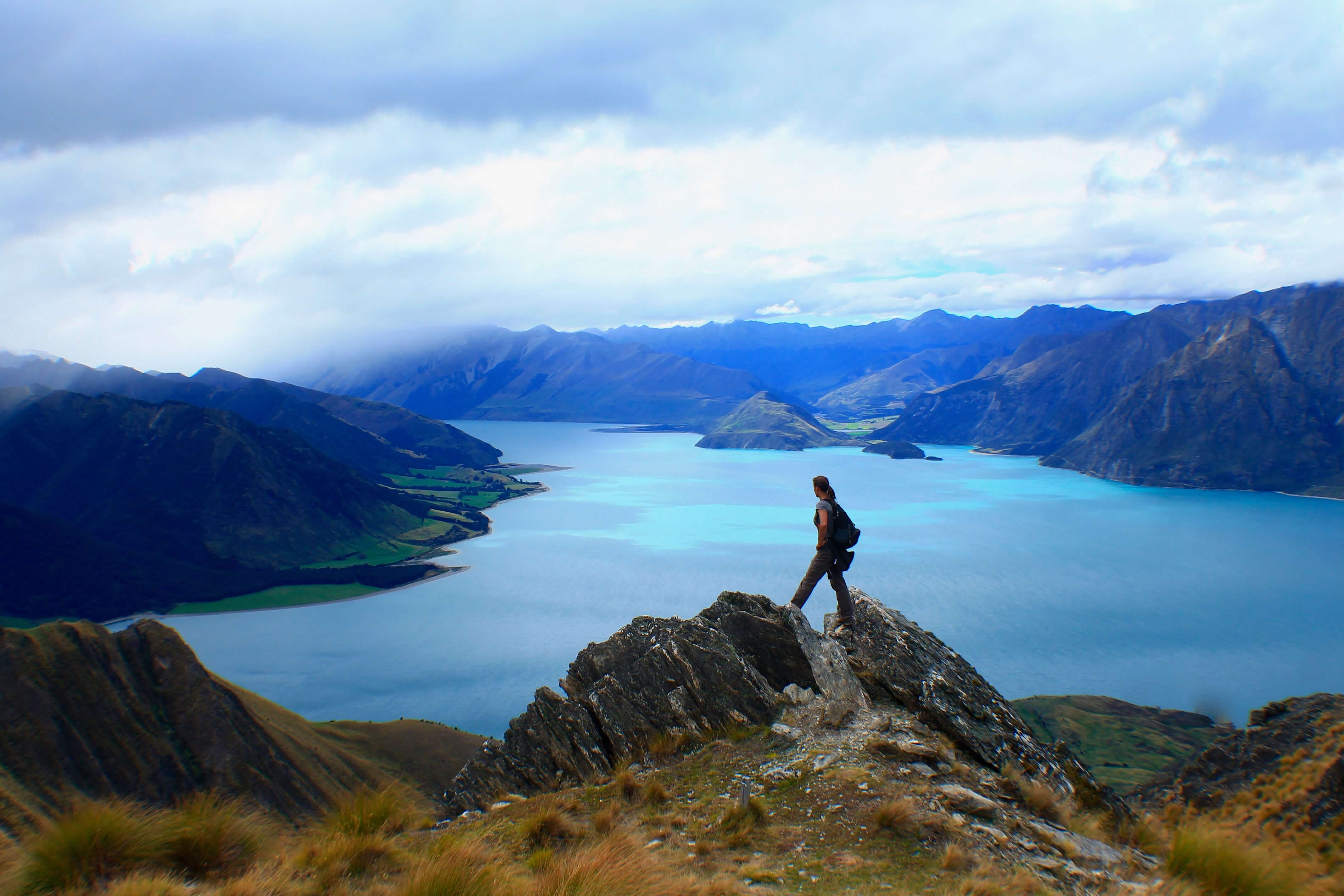 Wanaka, Adventurous Warm Weather Winter Destinations for When You're Sick of the Snow