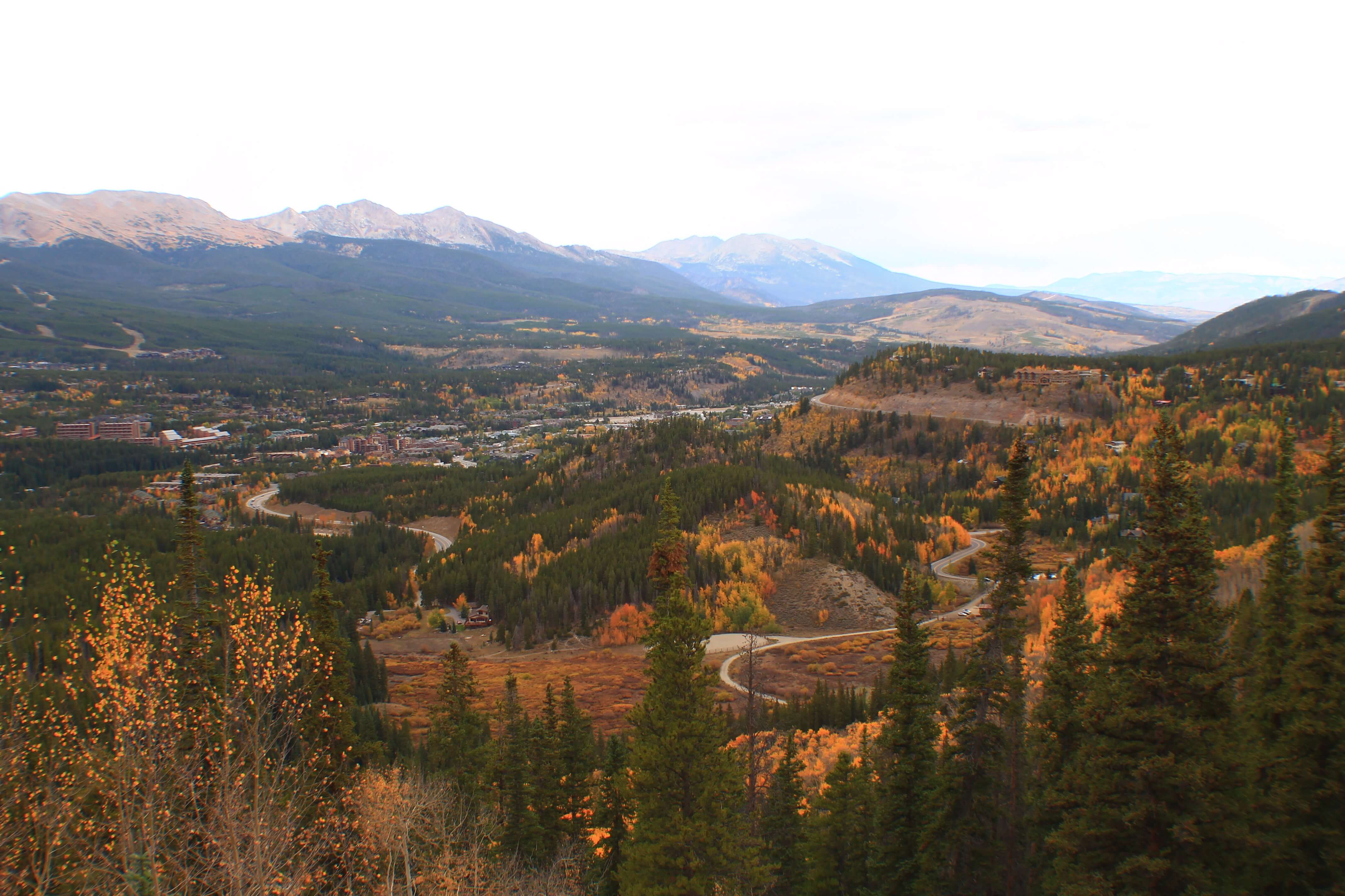 Breckenridge, Getting Around Breckenridge: How to use the free bus system