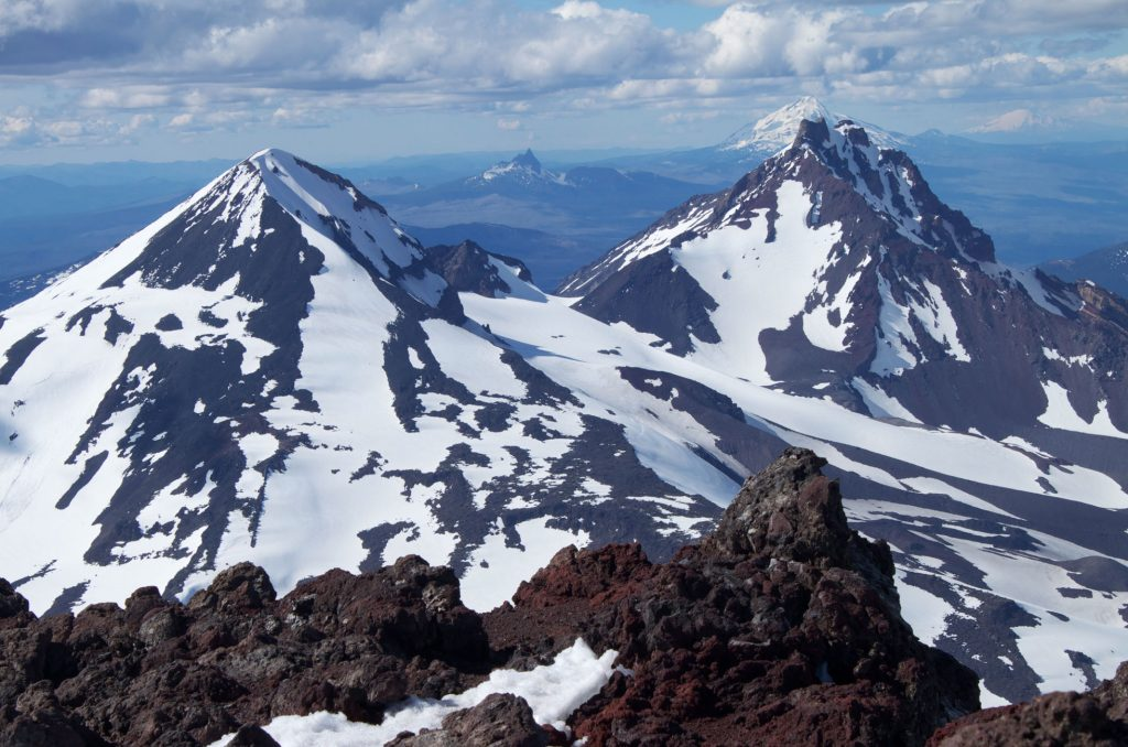 South Sister Mountains Best Hikes in the PNW