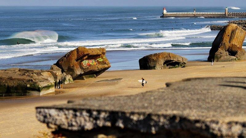 Capbreton, Guide to Surfing Hossegor, France