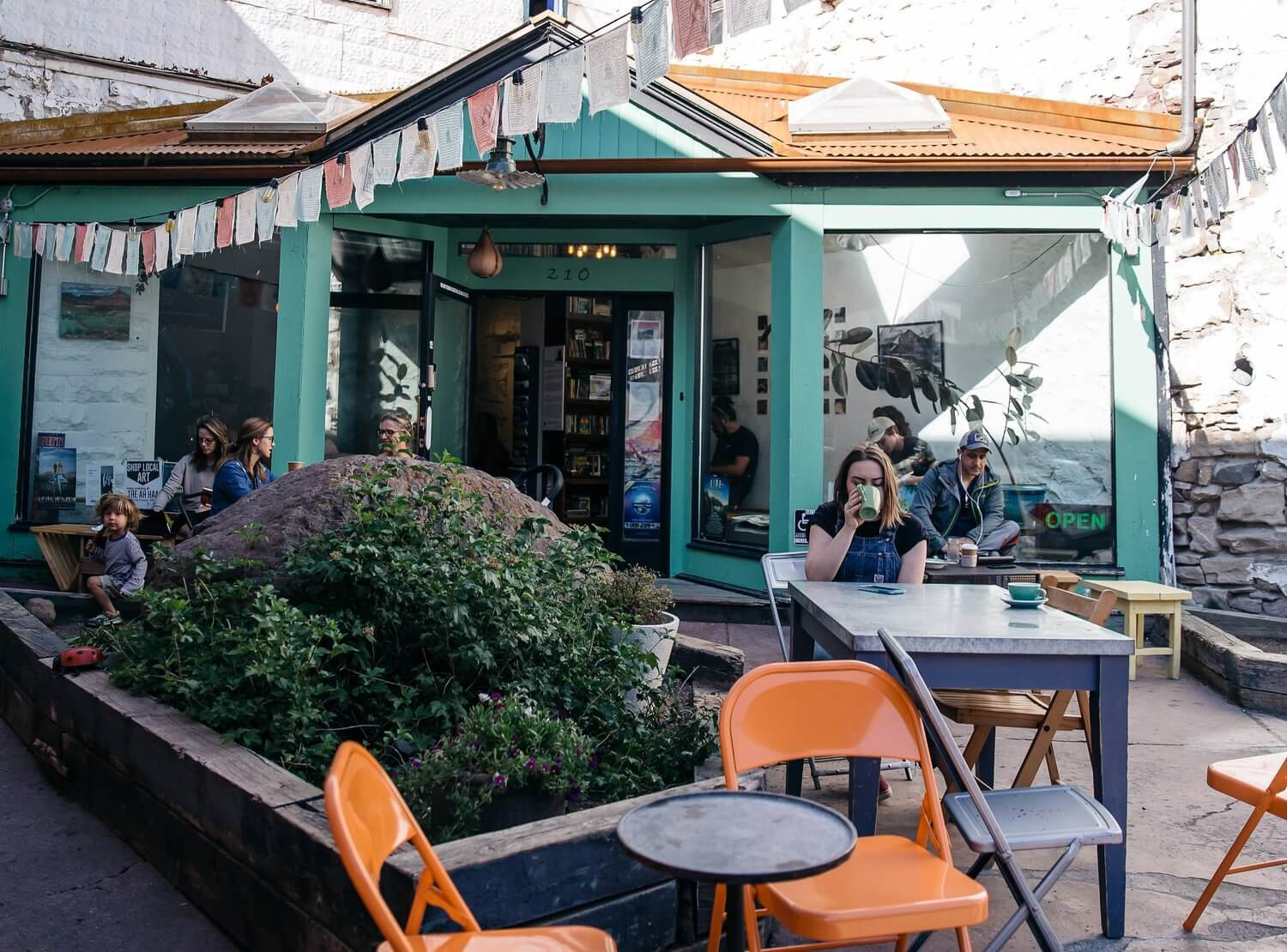 Ghost town coffee, things to do in Telluride in October