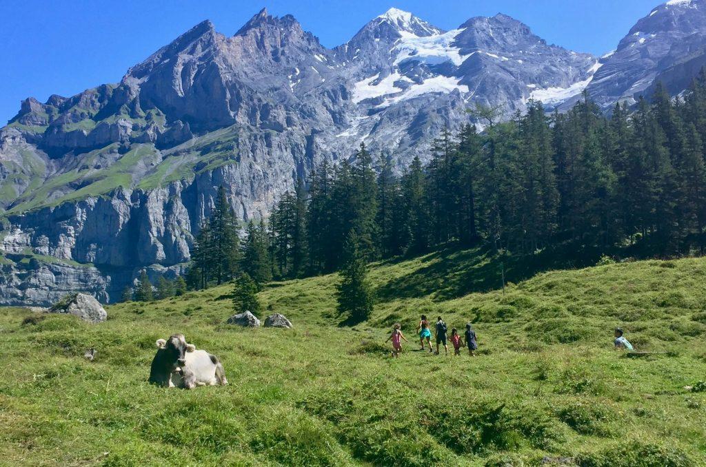 Reasons we love Interlaken, Switzerland -Oeschinensee