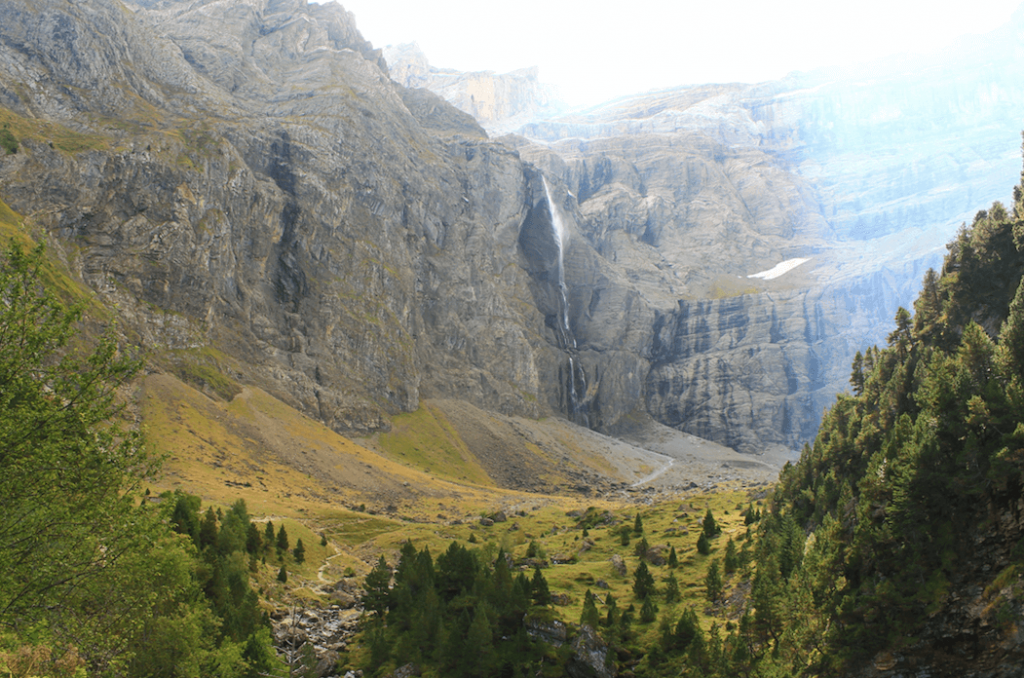 Amazing views on our Best Day Hike in the French Pyrenees, Cirque De Gavarnie