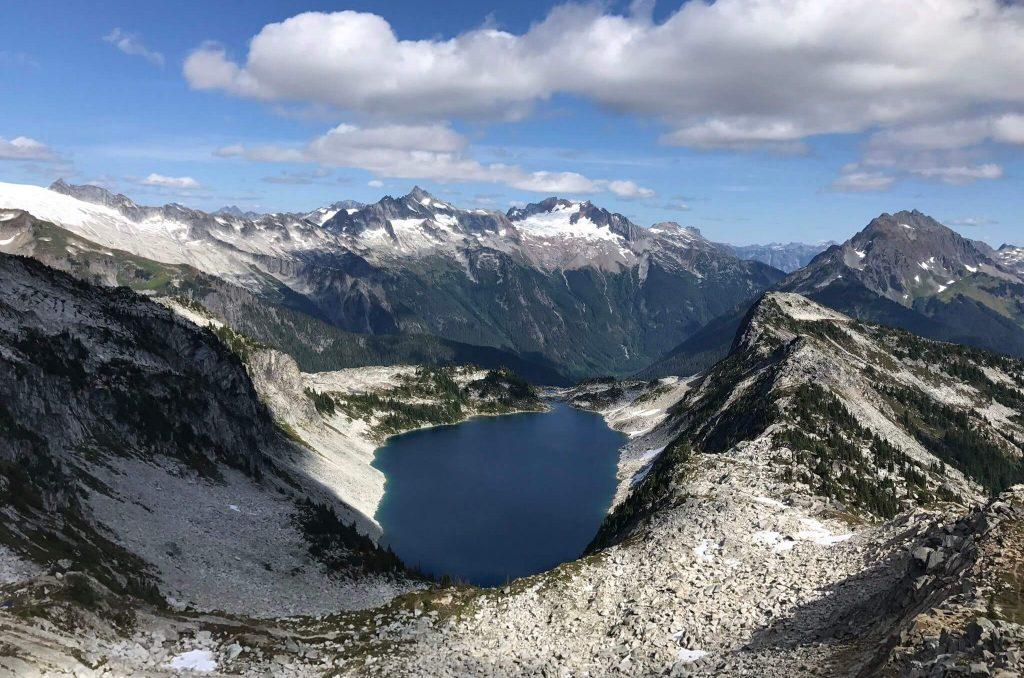 Hidden Lake Overlook Best Hikes in the PNW