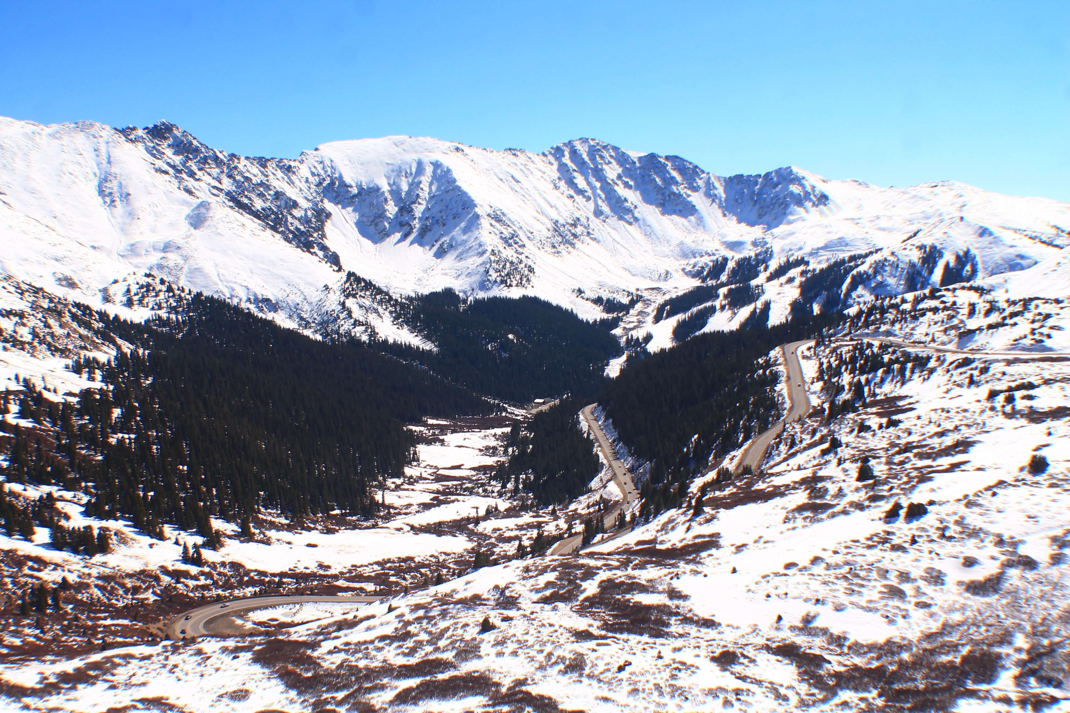 Loveland Pass, Things to do in Summit County in Winter