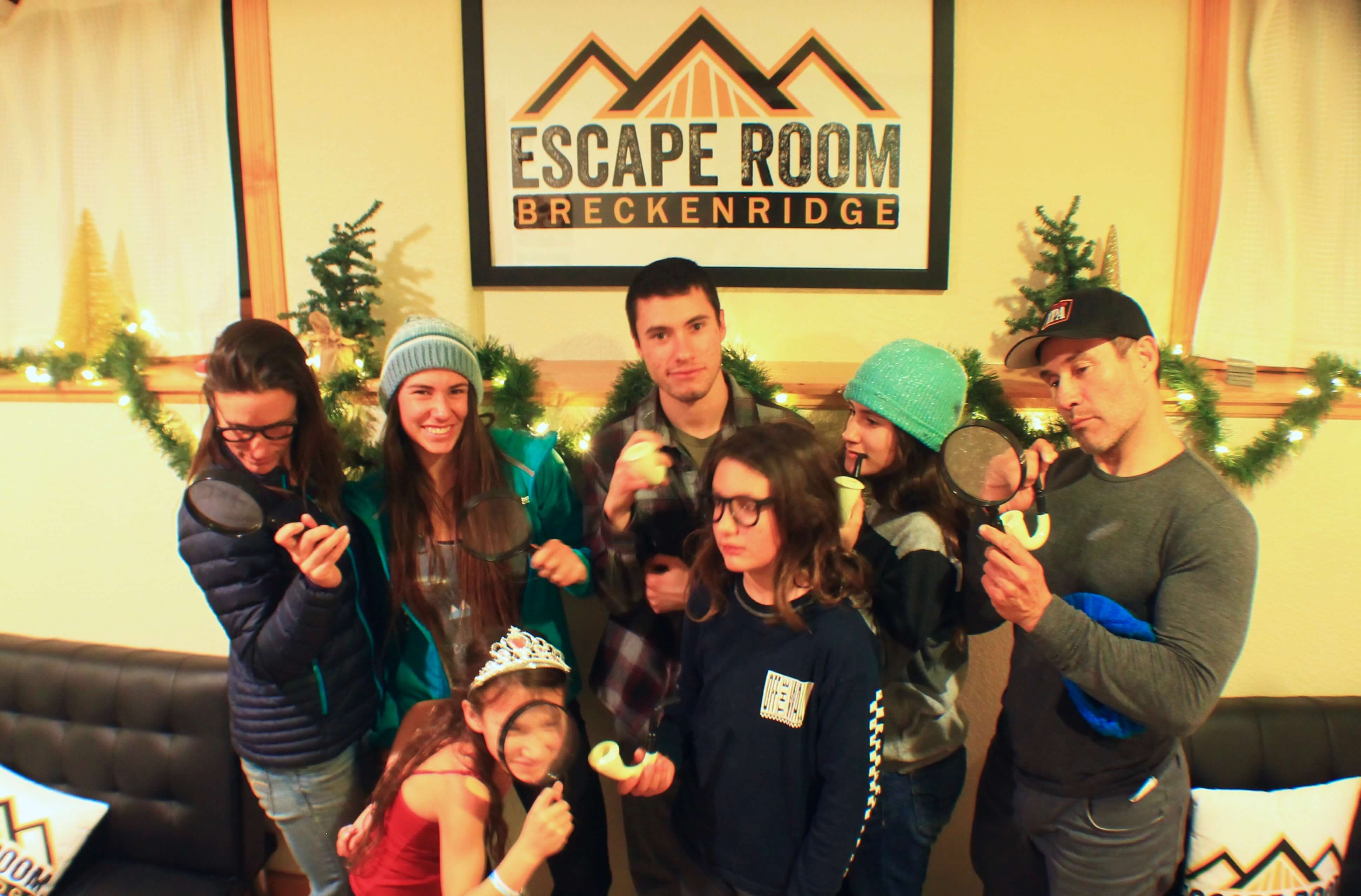 Escape Room, Things to do in Summit County in Winter