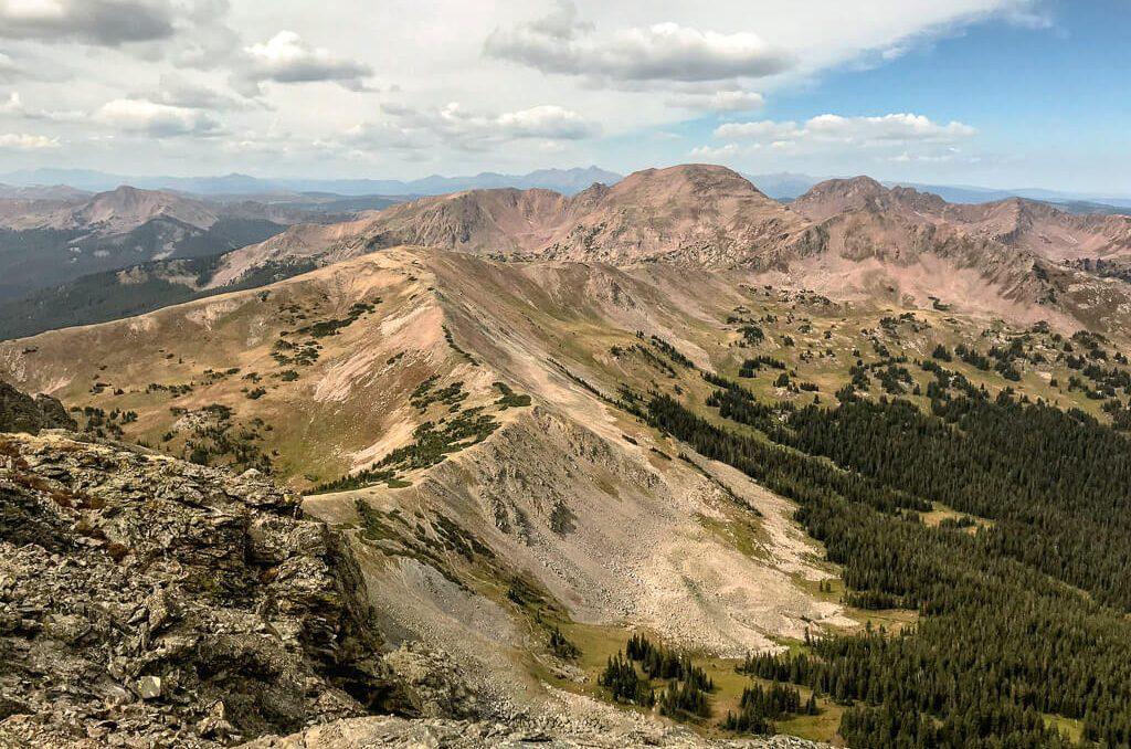 Buffalo Mountain summit, Things to Do Silverthorne