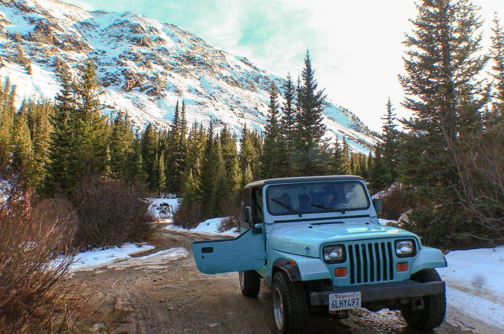 Epic views on Montezuma 4x4 roads, Things to Do in Silverthorne